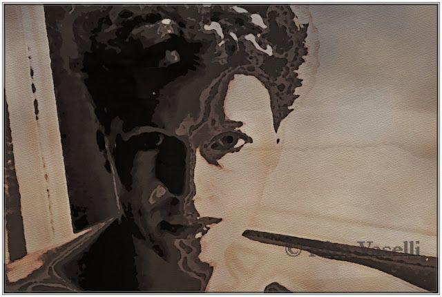 "Rita Vaselli watercolors: ""Eye shall not be sated from seeing""/ ""E gli occhi non si stancan di guardare"""