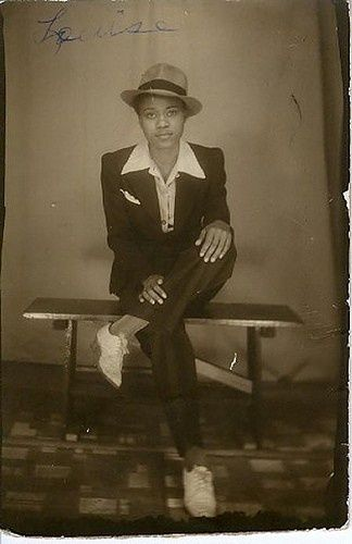 1940s cool