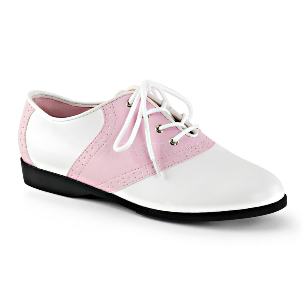 Size:Small 8-9 Adult Mens Pink Platform Shoes
