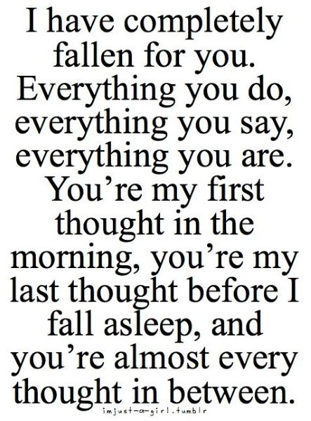 Monthsary Love Quotes For Him Tumblr : ... sayings cute love quotes soulmate love quotes love quotes for him
