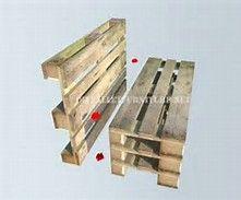 Risultato immagine per panca con pallet in legno lavori for Panca pallets