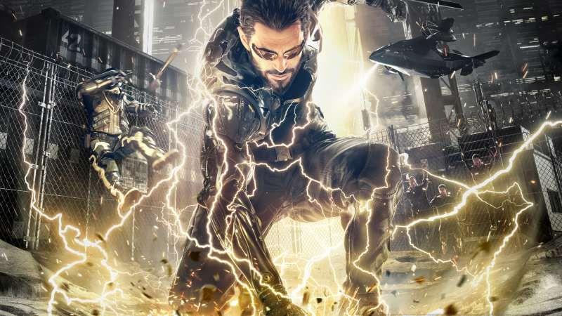 Gamewallpapers Com Deus Ex Mankind Deus Ex Mankind Divided Deus Ex