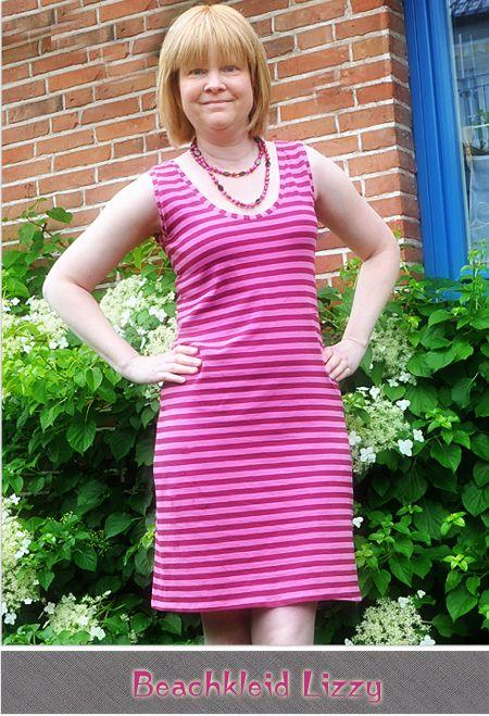 Beachkleid Lizzy by #Allerlieblichst