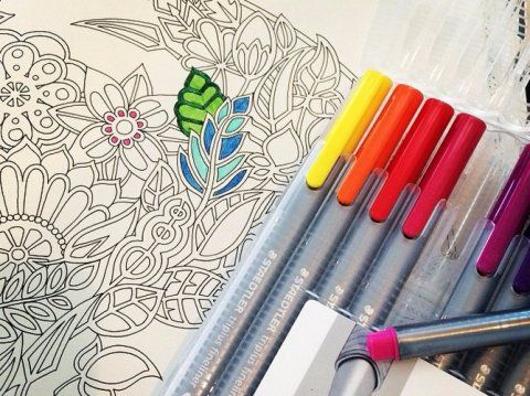 How to Self-Publish an Adult Coloring Book | Blogging and ...