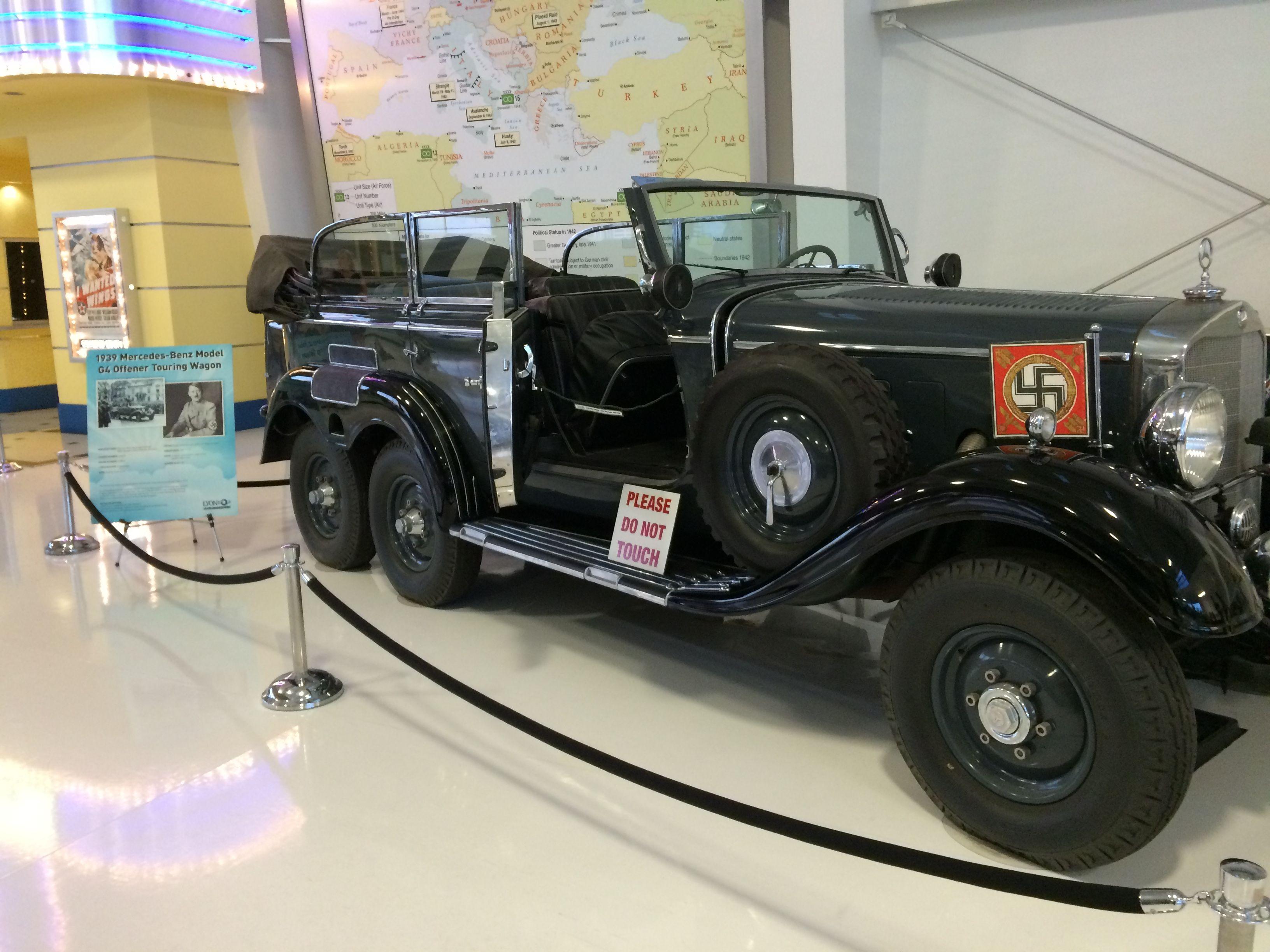 Hitlers Car | Cars & Automobiles | Pinterest | Cars, Mercedes benz ...