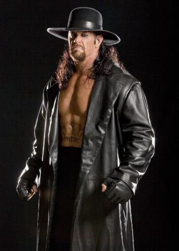Dead Man The Undertaker Long Leather Coat Undertaker Wwe Wwe