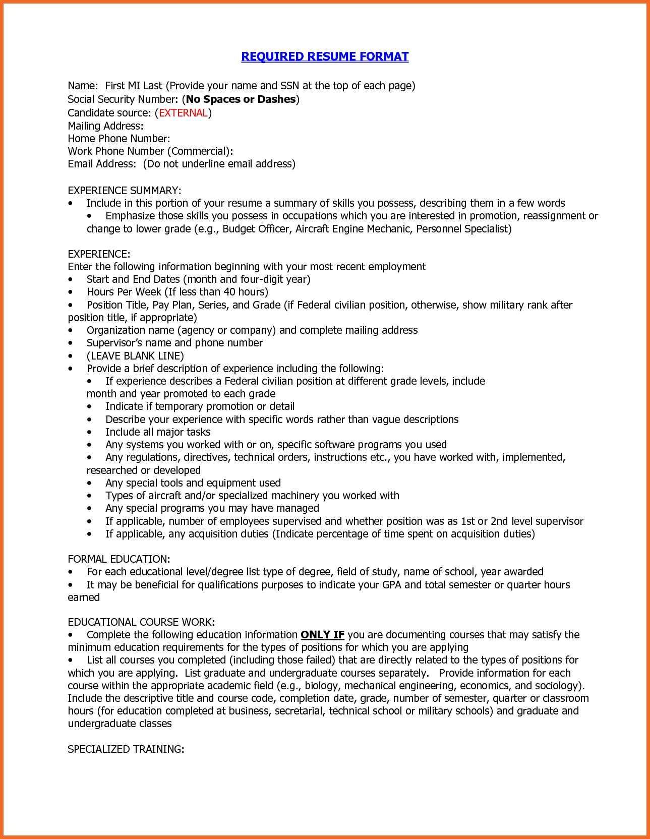 names 3 resume format pinterest resume format resume and names