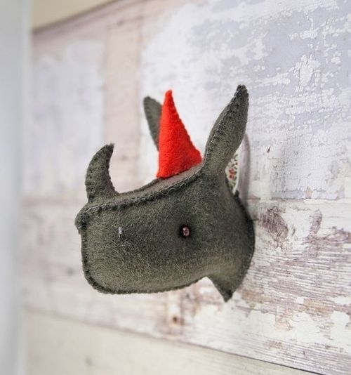 hermione the rhino!