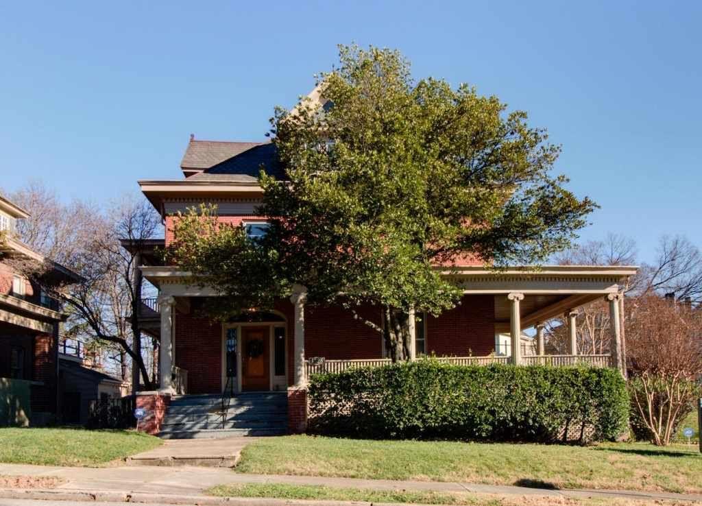 C 1900 Colonial Revival Roanoke Va 240 000 Colonial