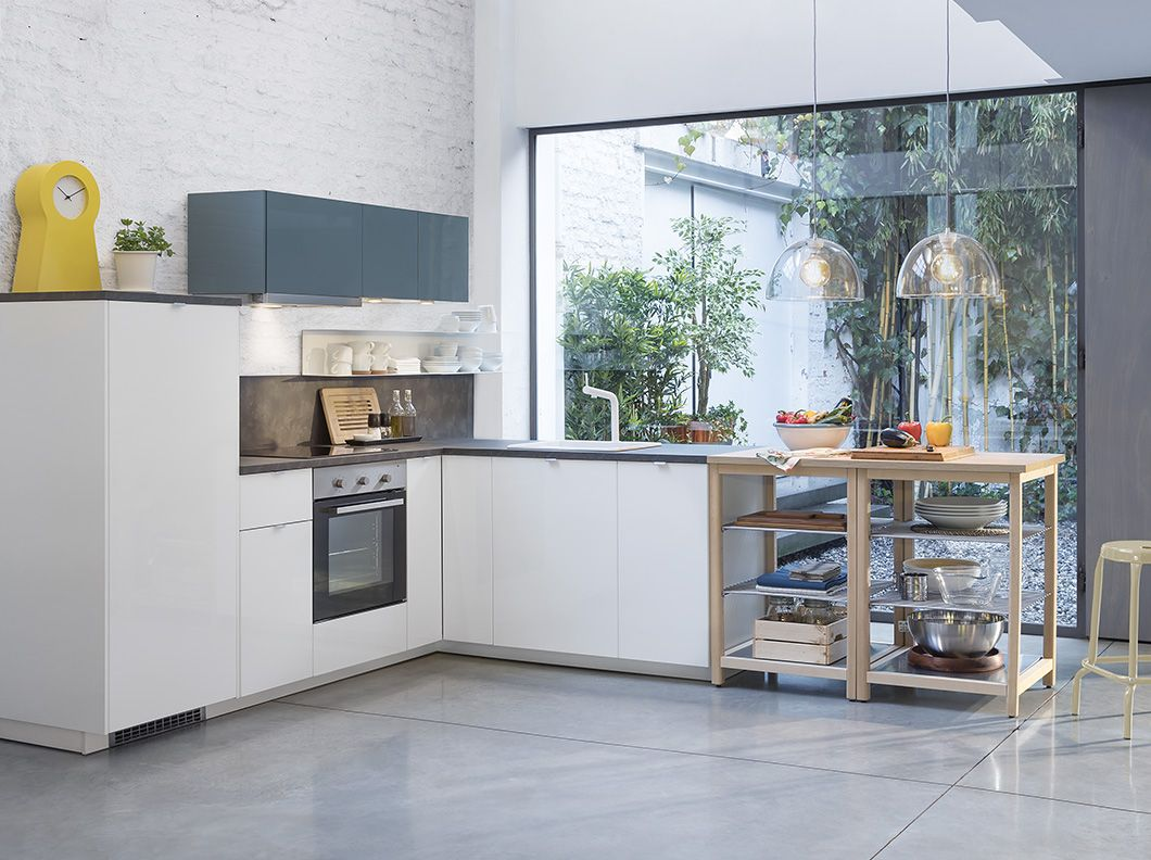 Cucina bianca moderna - IKEA | Home decor | Pinterest | Kitchen ...
