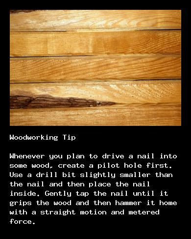Get great woodworking tips at http://gibsonwoodesign.org