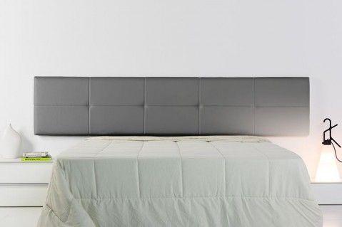 cabecero tapizado modelo horizon es un cabecero de cama tapizado y colgado con un
