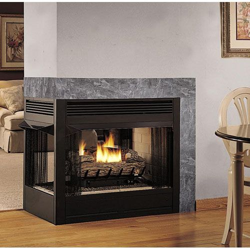 Lennox 3 Sided Propane Fireplace: Pin On Gas Fireplaces