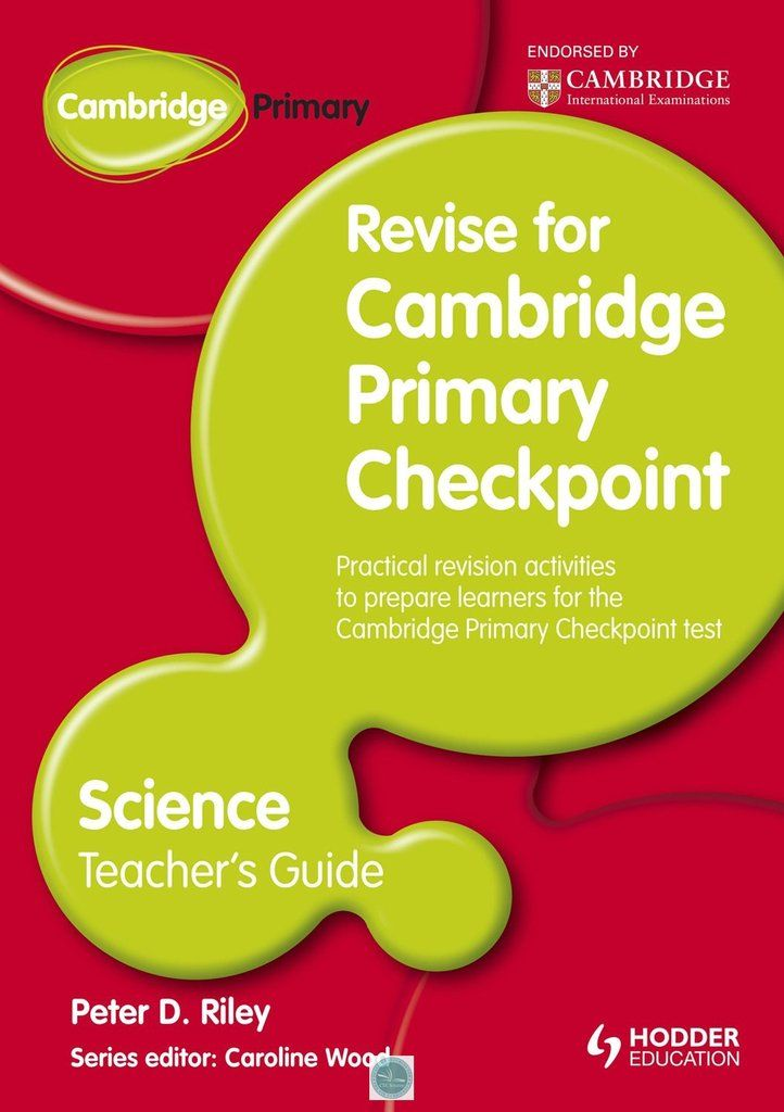 Revise For Primary Check Point Science Teacher S Guide Teacher