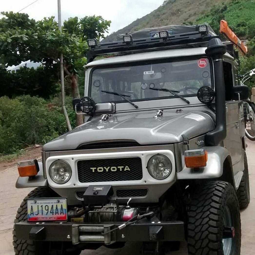 Toyota Fj40, Toyota Trucks, Toyota Land Cruiser, Jeep Jeep, Jeep Truck,  Offroad, Dream Cars, Jeeps, Rigs