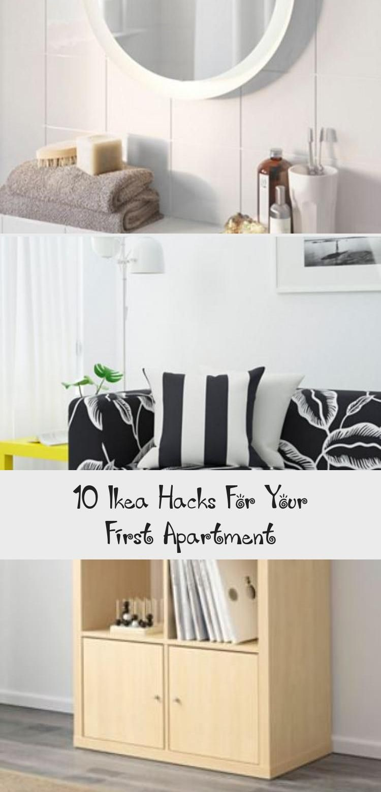 10 Ikea Hacks For Your First Apartment #firstapartmentChecklist #firstapartmentIdeas #firstapartmentMarried #firstapartmentCleaningSupplies #firstapartmentSmall #ikeahackbench