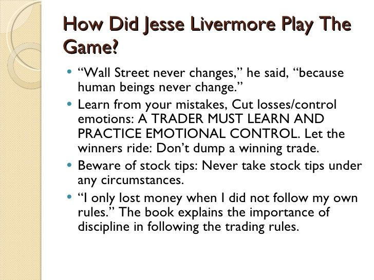 Google Stock Quotes Jesse Livermore Quotes  Google Search  Stocks Bull And Bears .