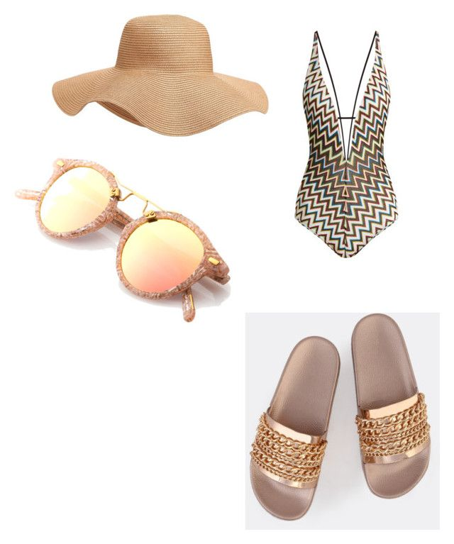 """Untitled #2"" by mirlinda-saliaj-goci on Polyvore featuring Missoni Mare and Old Navy"