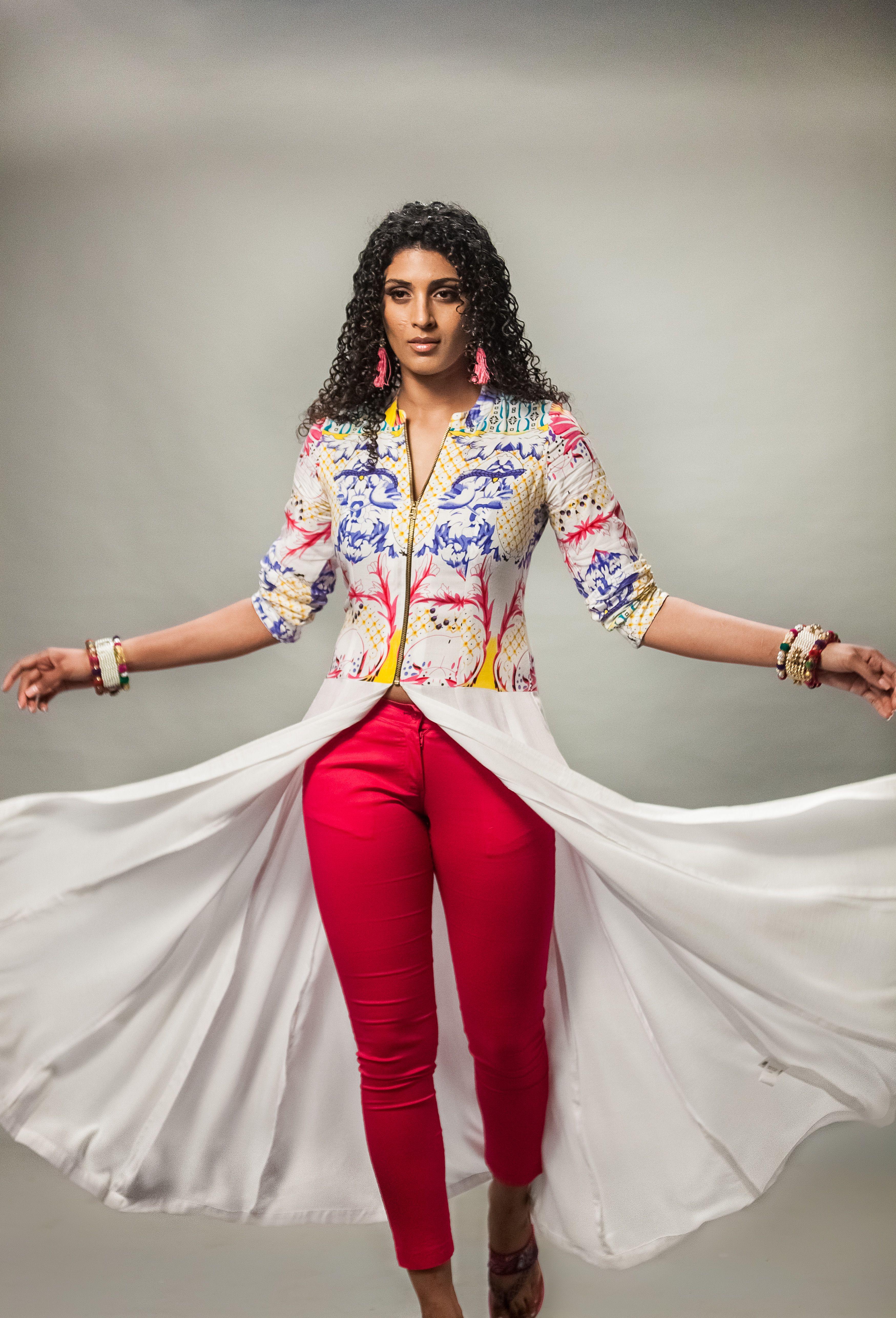 My Fashion Is A Little Indo A Little Mod Ethnic Modern