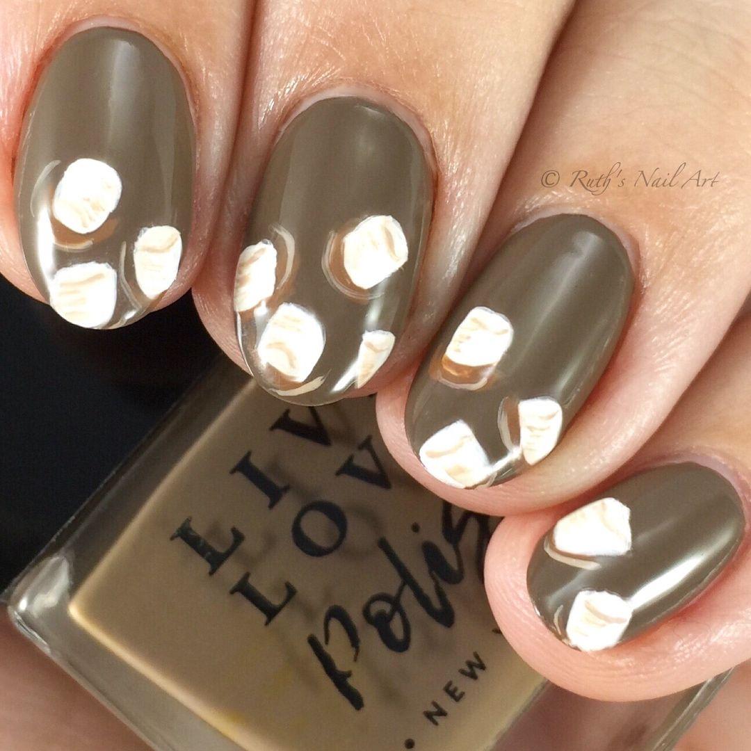 Hot Chocolate Nails Ruthsnailart Nailart Nail Art Community Pins