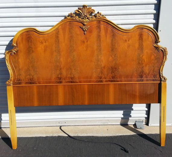 Vintage French Provincial Headboard French Country Design