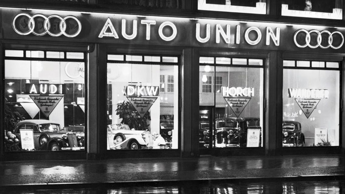 Audi Auto Union Showroom     Audi     Pinterest   Showroom, Volkswagen and Wheels
