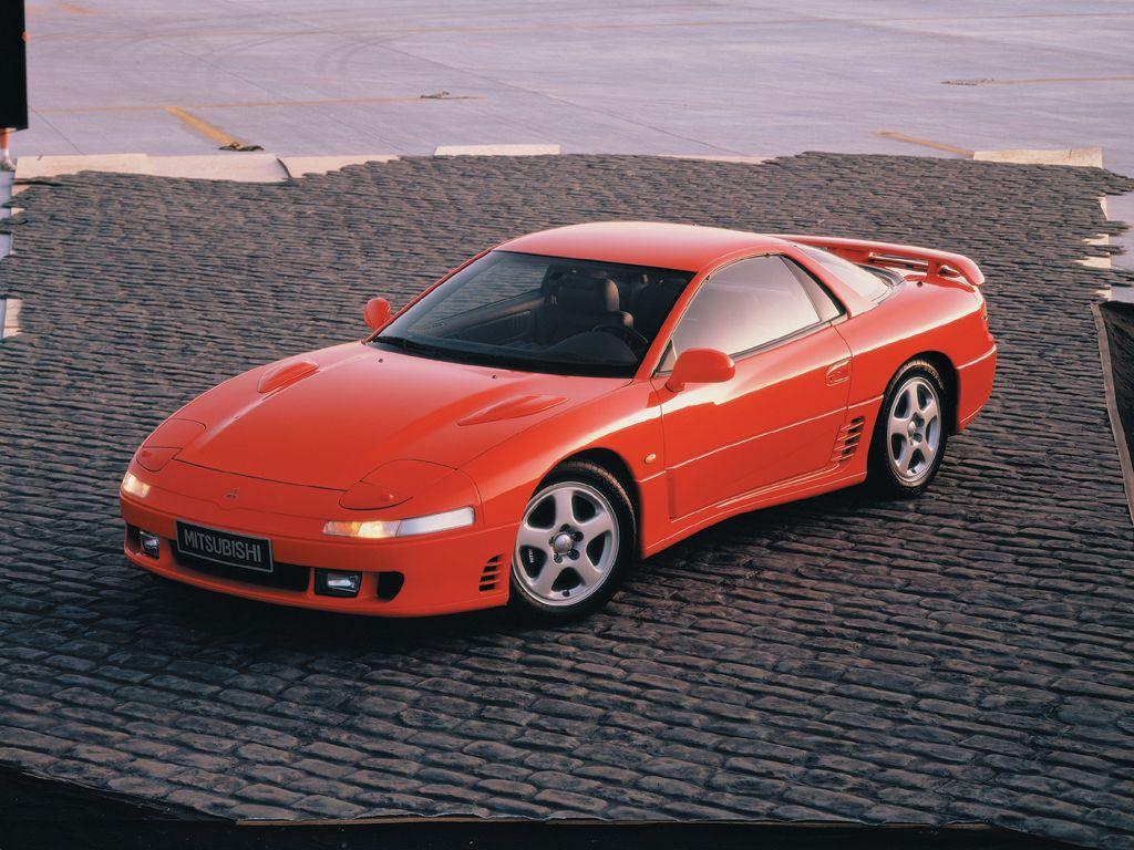 Mitsubishi 3000GT '199094 (With images) Mitsubishi