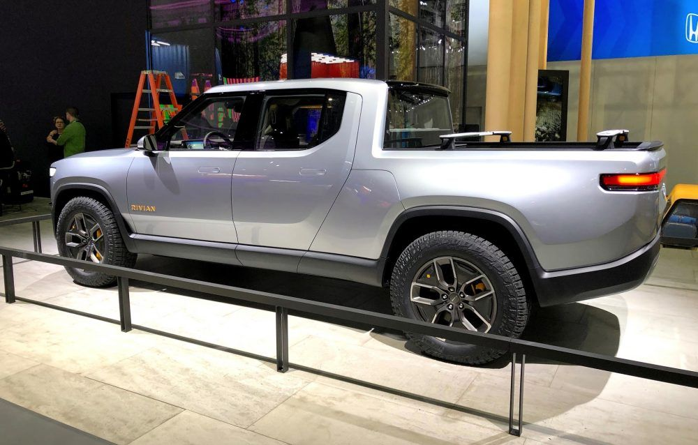 Rivian R1t Electric Pickup Truck How Long Is It Gonna Take Before One Of Us Get A