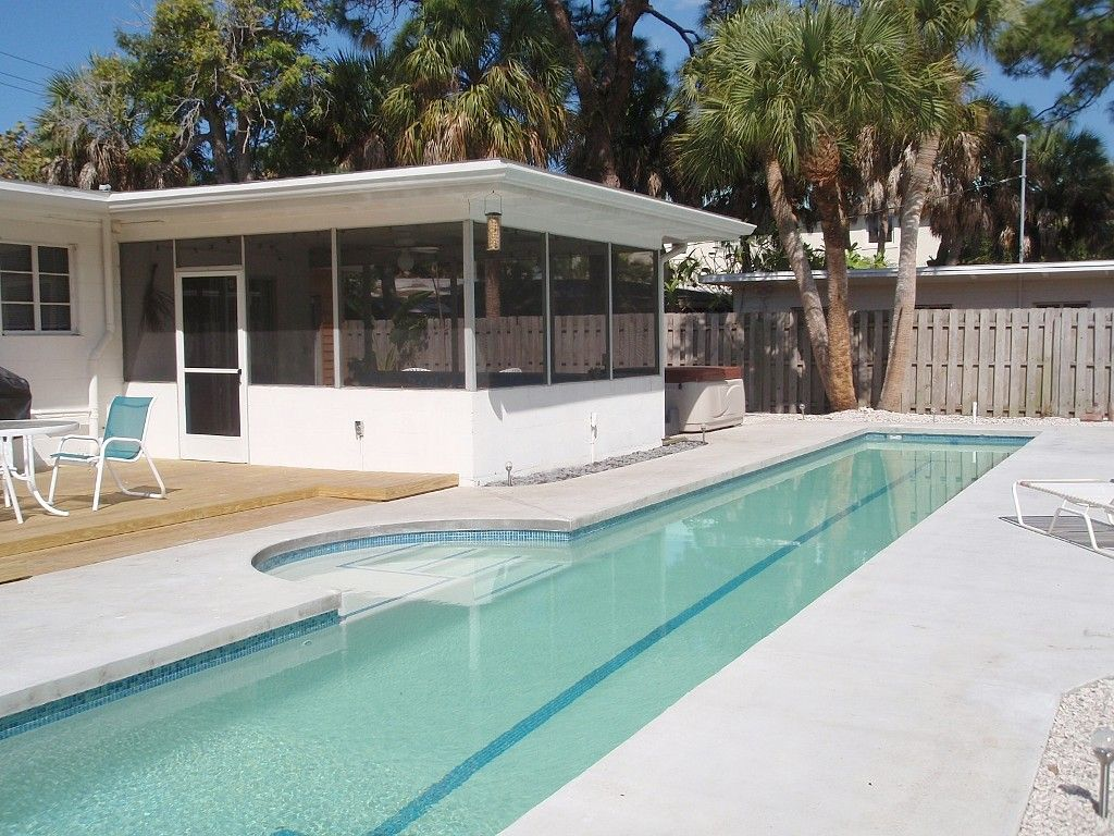 Solar Lap Pools House Vacation Rental In Sarasota From Vrbo Vacation Rental