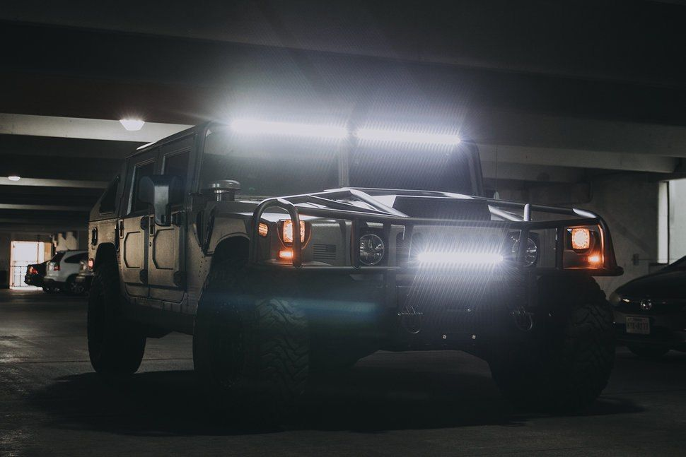 Gm Might Tease An Electric Hummer Pickup Truck Through A Super Bowl Ad National Football League News In 2020 Hummer Pickup Pickup Trucks Hummer