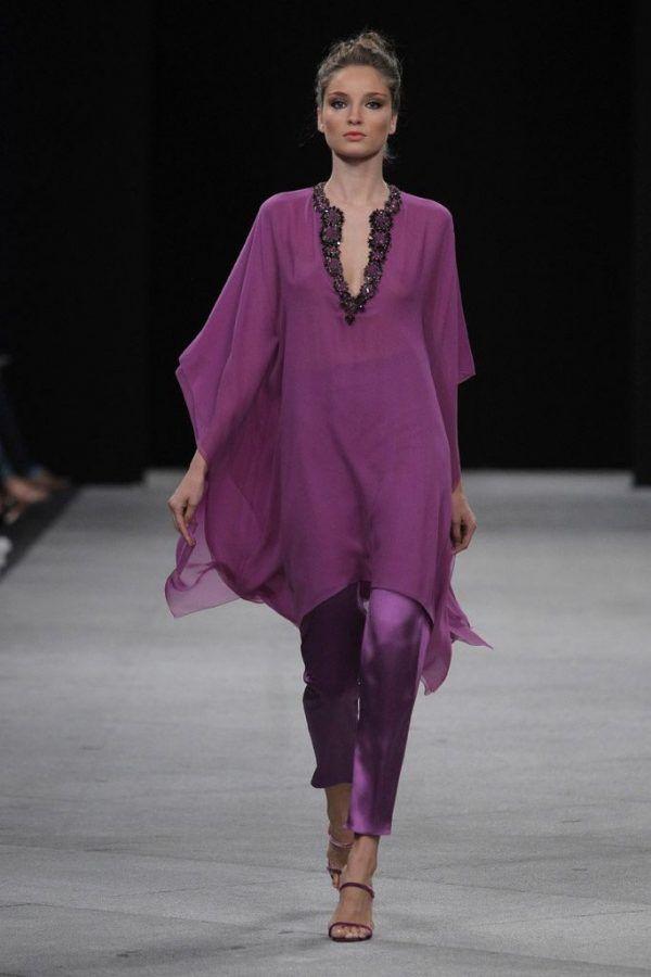 best loved 82724 fc981 Caftani | Taglie forti | Abiti chic, Abito kimono e Vestiti ...