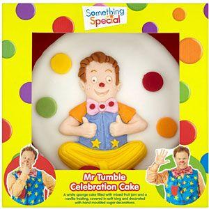 Wondrous Mr Tumble Birthday Cake Asda Google Search With Images Mr Personalised Birthday Cards Vishlily Jamesorg
