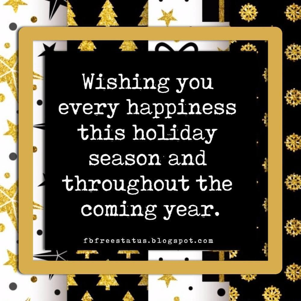 Corporate Holiday Cards Messages And Wording Corporate Holiday