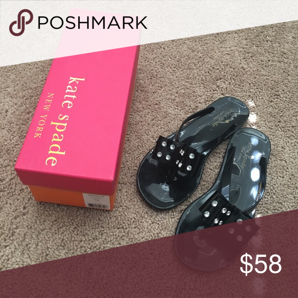 Kate spade sandal New never worn size 8 need to get a size bigger kate spade Shoes Sandals