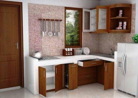 Desain Dapur Idaman Sederhana Outdoor Kitchens Dining In 2019