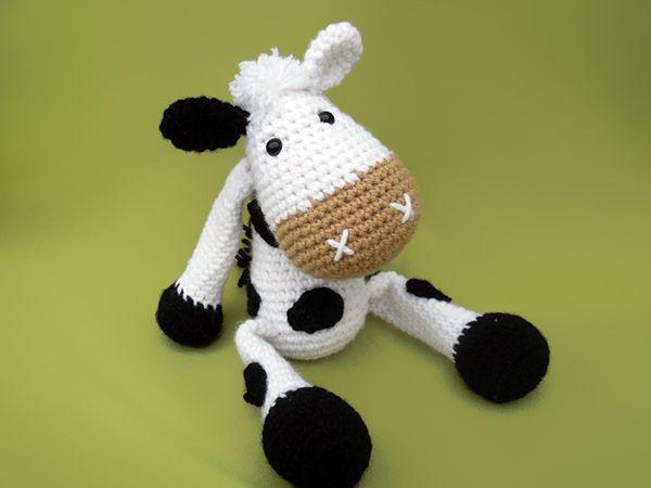 Cow Mytalda Amigurumi Pattern By Dionedesign Amigurumi Patterns