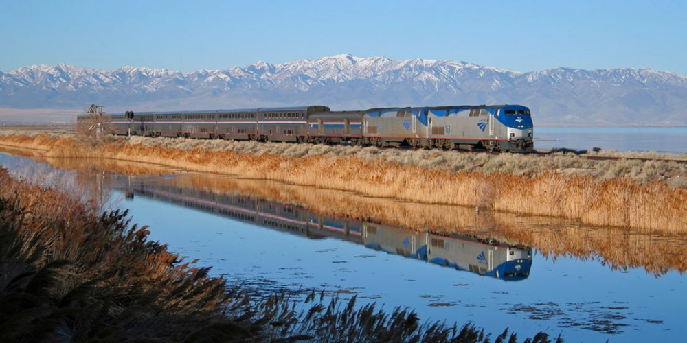 10 Of The Most Beautiful Train Journeys In North America