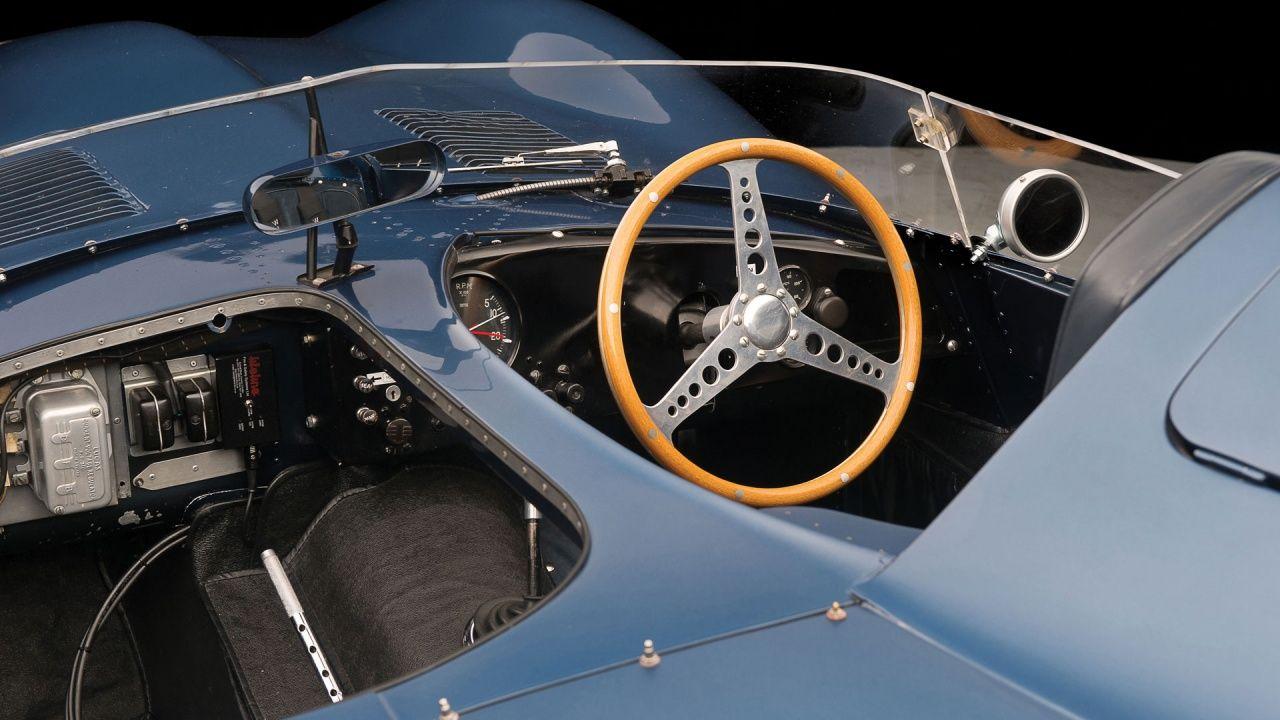 1955 Jaguar D-Type | Classic Driver Market