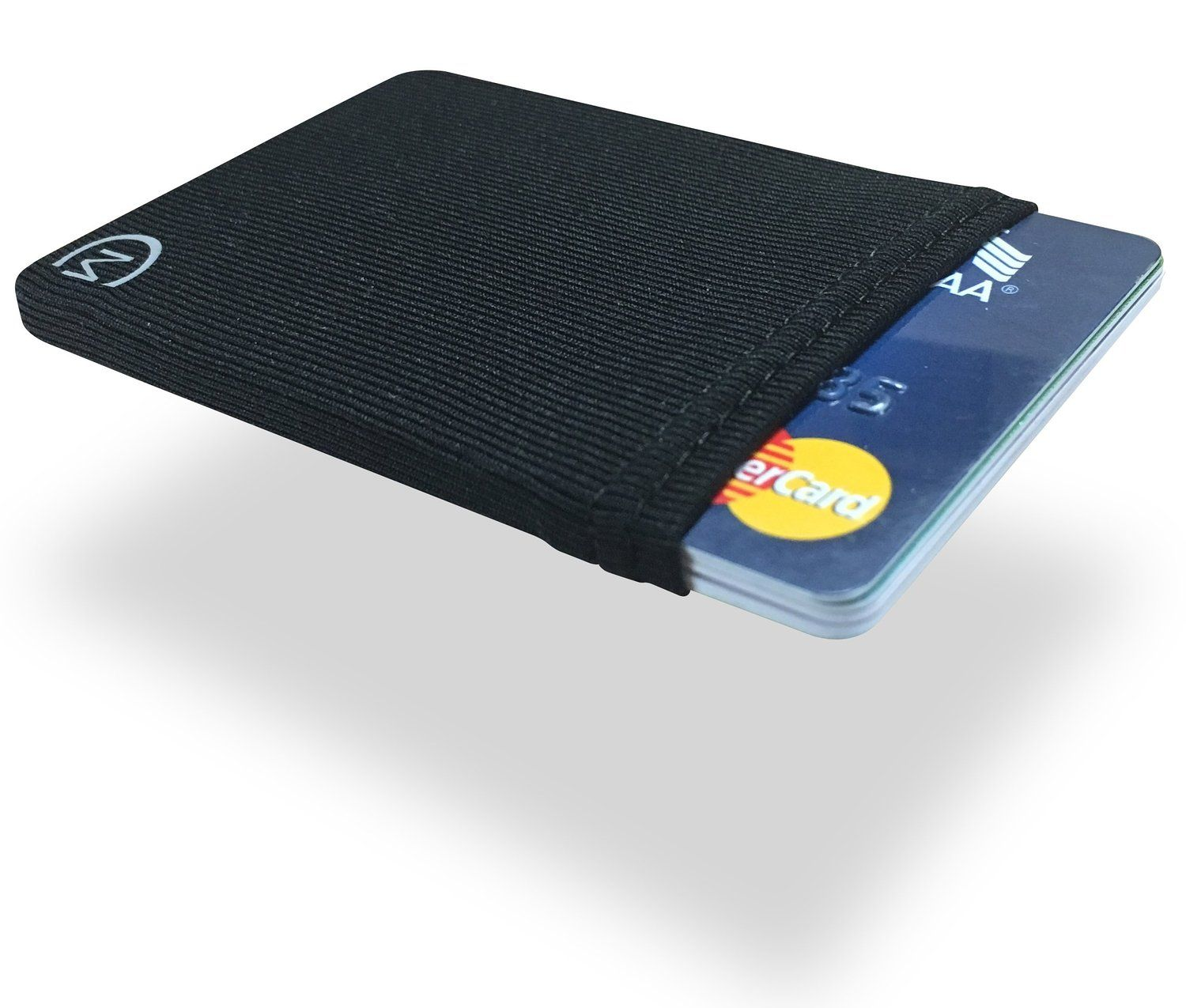 Modern Carry Ultra Thin Wallet / Card Sleeve (Black) at Amazon ...