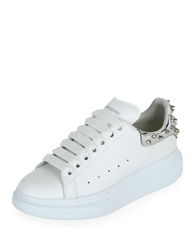 Mcqueen sneakers, Spike heels