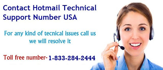 Resolve Your Password Call 1-(833)-284-2444 Hotmail Customer Service