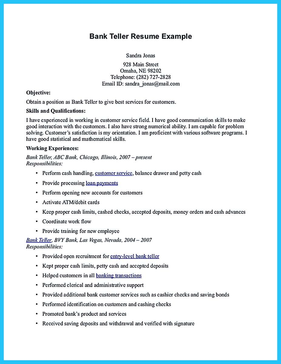 banking resume examples are helpful matters to refer as you are confused to write your banking