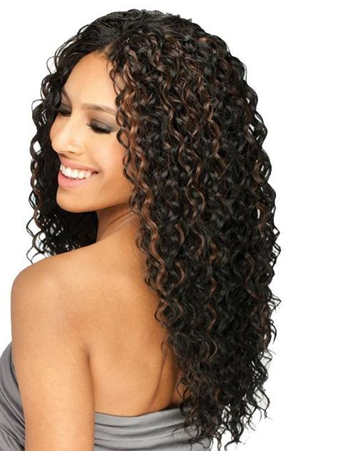 Freetress Equal Weave Beach Curl 16 Hair Ideas In 2019