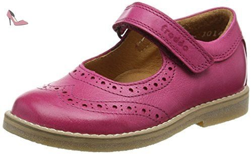 Froddo Froddo Mary Jane Shoe Fuxia G3140058-2, Mary Jane fille - rouge -