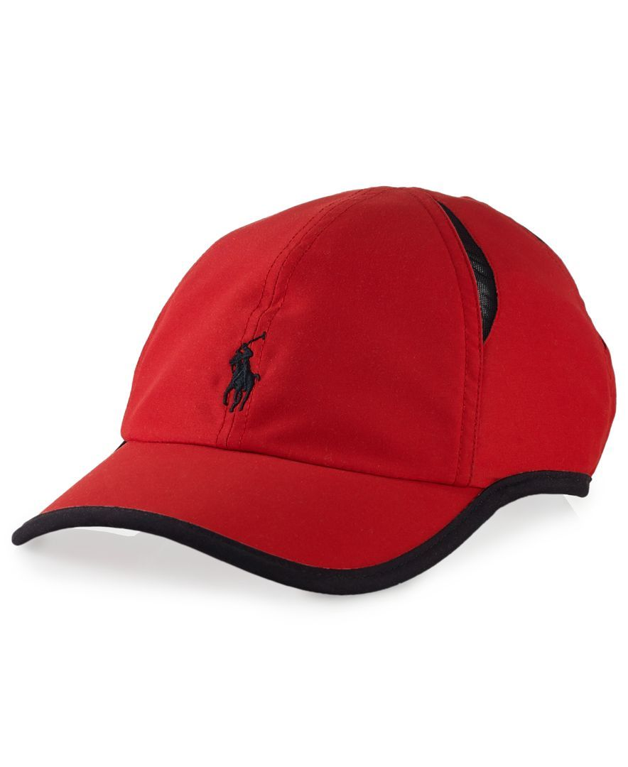 Polo Ralph Lauren Mesh-Panel Hat
