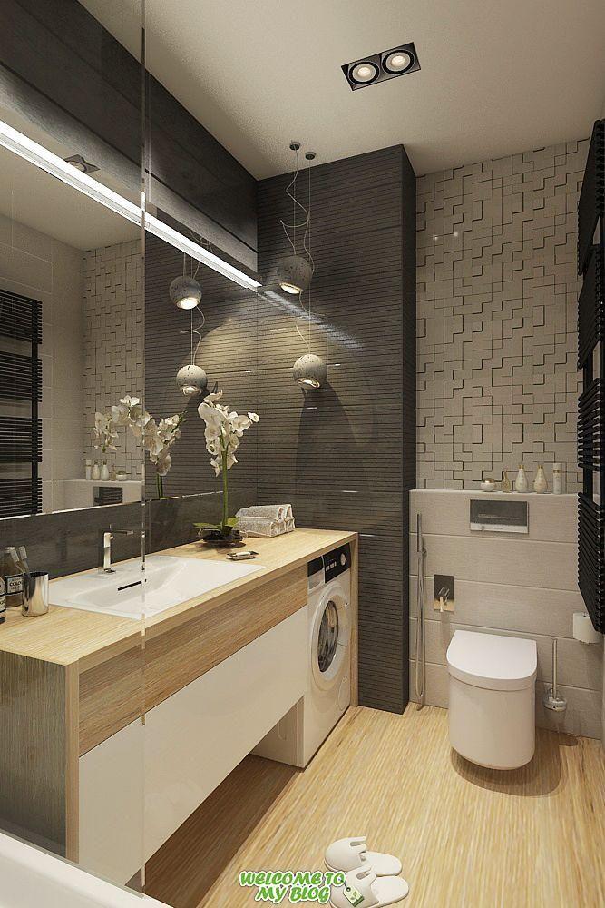 Apartamento en Moscú   Diseño de baño principal, Estilo de ...
