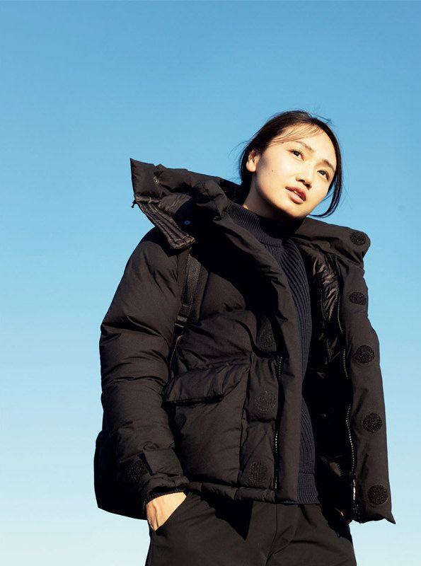Kaisenoyi The North Face Puffer Jacket Women Scandinavian Fashion