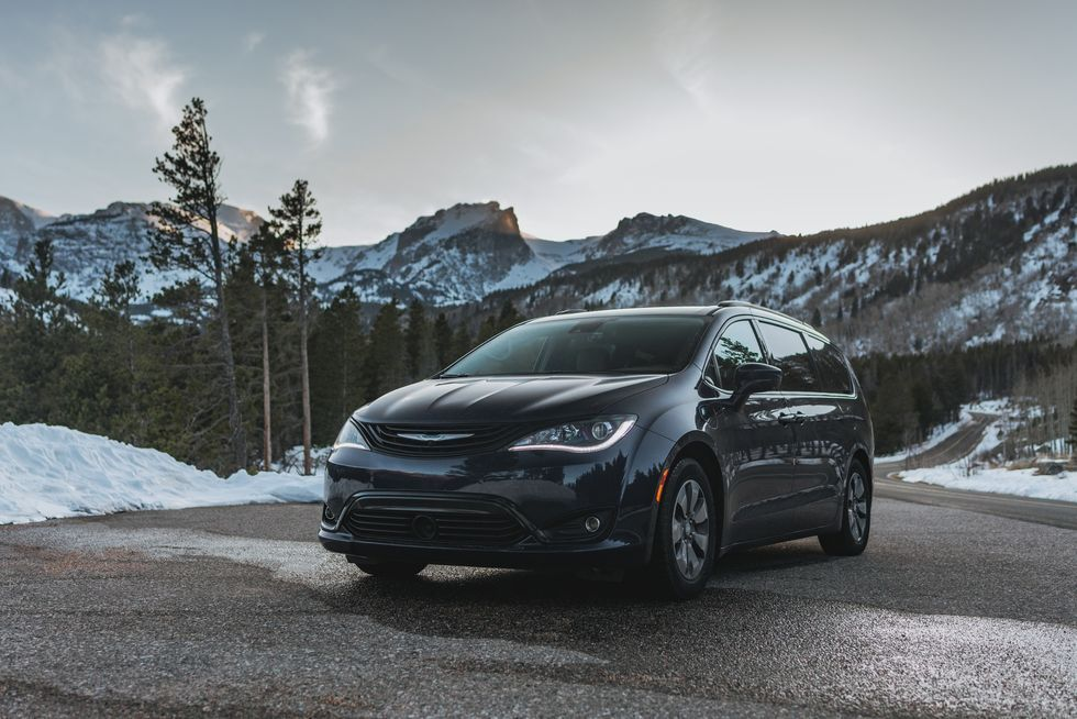 2020 Chrysler Pacifica Will Get AWD, Too in 2020
