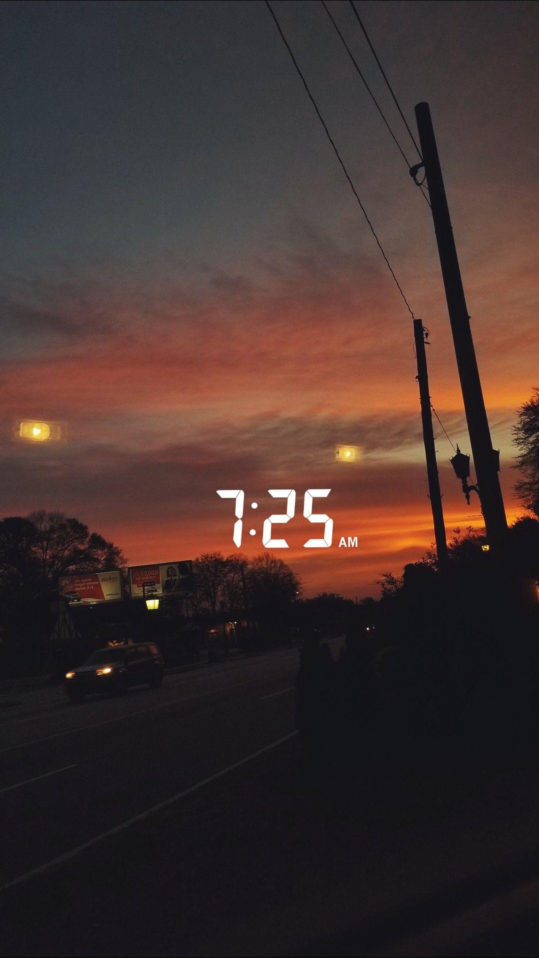 Necrphine Sky Aesthetic Photo Tumblr Iphone Wallpaper Quotes