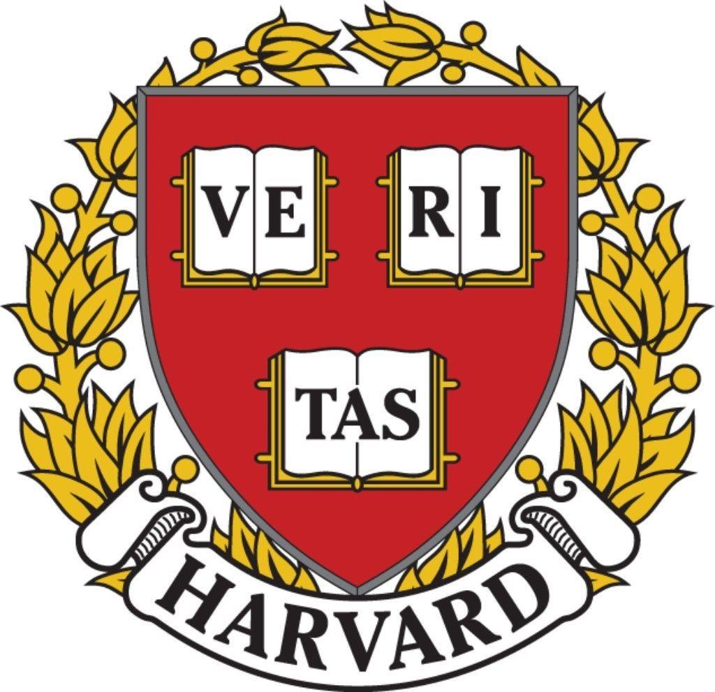 Harvard Crimson NCAA College Vinyl Sticker Decal Car Window Wall